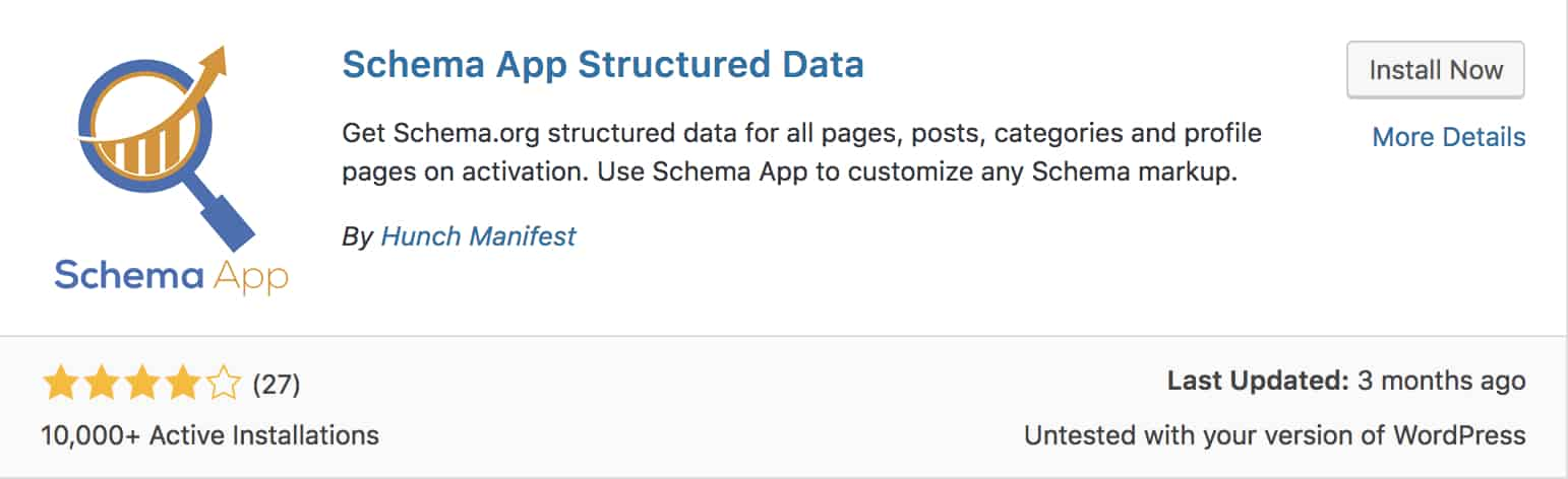 how to add structured data to website