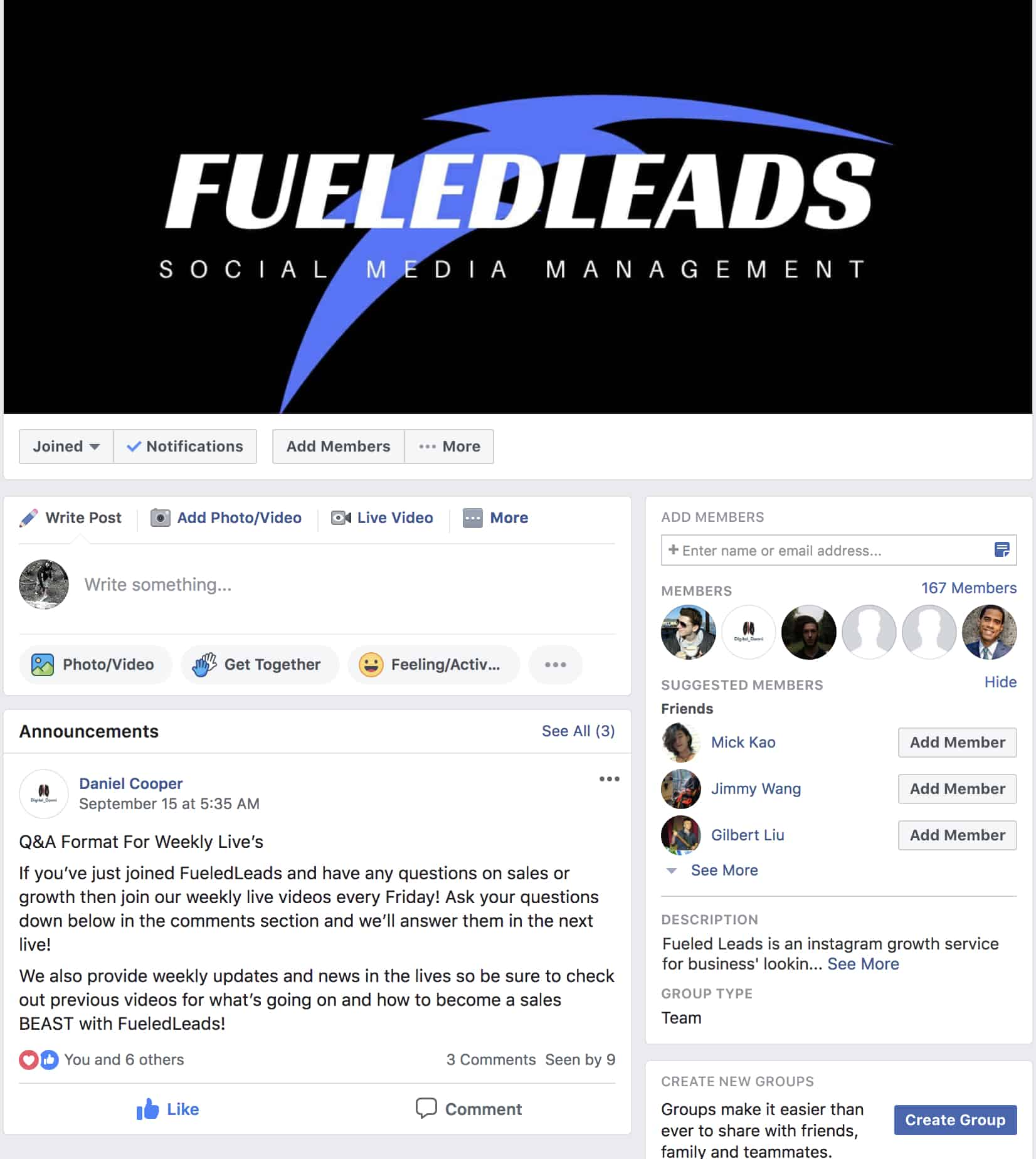 fueledleads review